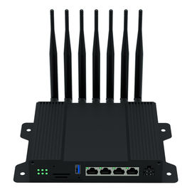 China Gigabit Car 4g Router , 11AC Dual Band 6 Antenna Wireless Router ZBT WG259 factory