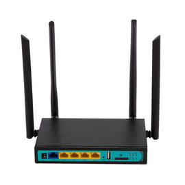 FDD TDD 4G LTE Wifi Router With SIM Card Slot 128MB RAM 16MB Flash