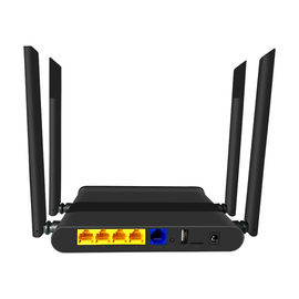 China MTK7621 Ac1200 Dual Band Original Enterprise Wifi Router With Gigabit Ports factory