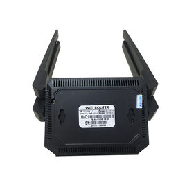 China MT7620N Chipset 300Mbps OpenWRT Wifi Router Plastic Case Black IEEE802.11b/G/N factory