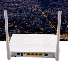Wireless GPON Onu For Fiber  ITU-T G.984 1GE+3FE+1POTS+1 RJ11 + 1USB+WIFI