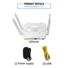 China Chipset Cpu MT7621 Wifi Router For Home Gigabit Port Dual Bands Long Using Life factory