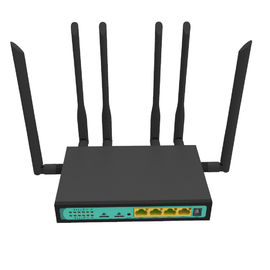 China Dual SIM 300Mb Industrial 4g Lte Router , Oem N300 Wifi Router 64MB Ram factory