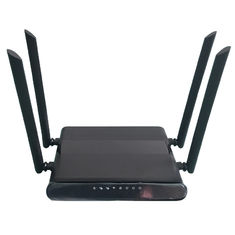 MTK7628 Dual Sim 3G 4G Wifi Router With Dual 4G Modems 300Mbps Rate
