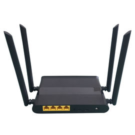 China Dual LTE 3G 4G Wireless Modem Router With 2 Sim Slots MTK7628 Chipset factory