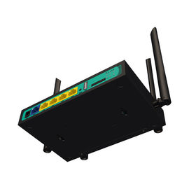 4 External Antennas 3G 4G Wifi Router QCA9531 With Pci-E Slot 12V 1A Support GPS