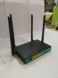 FDD TDD 4G LTE Wifi Router 4 Antennas 128MB RAM 16MB Flash With SIM Card Slot