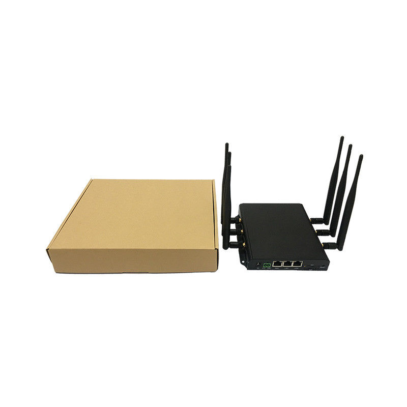 Customized 2SIM Industrial Wifi Router Qualcomm AR9344 Chipset DC 5V~36V supplier
